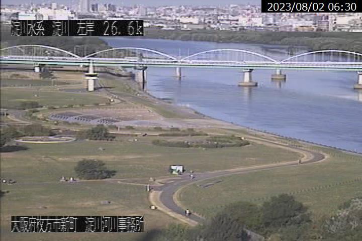 枚方大橋(左岸)の画像